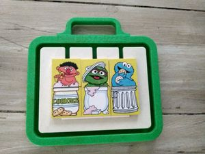 1979 Sesame Street busy puzzle by Gabriel for Sale in Port St. Lucie, FL