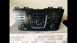 2012-2013-2014 MAZDA 5 RADIO CD MP3 PLAYER OEM RADIO PART NUMBER: CG36 66 9R0 for Sale in Corona, CA