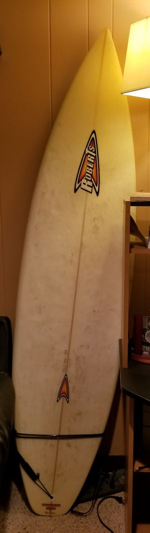 "Roberts 6' 8"" Surfboard for Sale in Thomasville, NC"