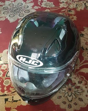Motorcycle helmet and the jacket for Sale in Herndon, VA