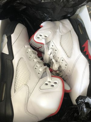 Jordan 5s only worn 1 time! for Sale in Rochester, NY