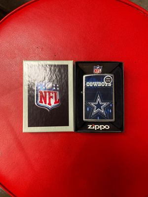 NFL Cowboys Zippo for Sale in North Las Vegas, NV