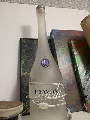 Vodka lamp for Sale in Fullerton, CA