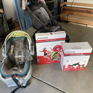 Stroller (umbrella And Double Stroller) for Sale in Chino, CA