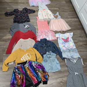 Girl Clothes Size 5-6 for Sale in Fullerton, CA