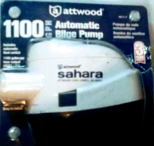 Attwoood Automatic Bilge Pump for Sale in Erie, PA