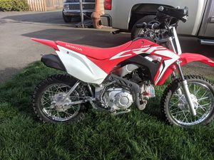 2019 Honda CRF 110 youth motorcycle fuel injected for Sale in Beaverton, OR