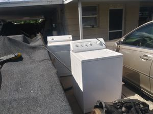 Washer and dryer for 175 for Sale in Tarpon Springs, FL