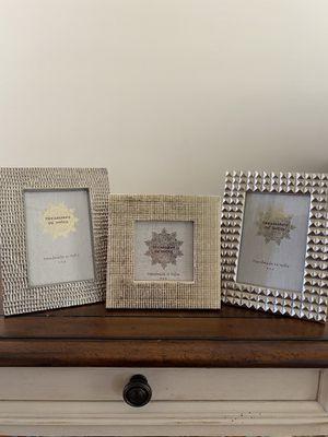 Picture Frames (Handmade in India) for Sale in Merritt Island, FL
