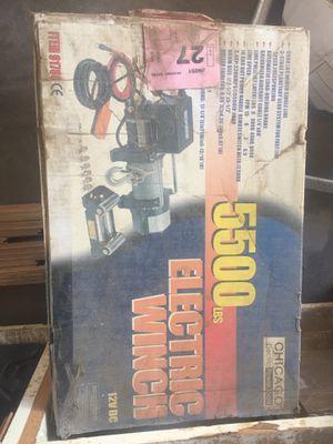 Off-road winch for Sale in Redondo Beach, CA