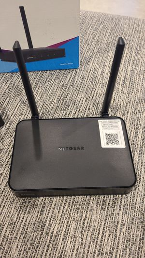 Netgear AC750 Dual Band WiFi Router for Sale in The Bronx, NY
