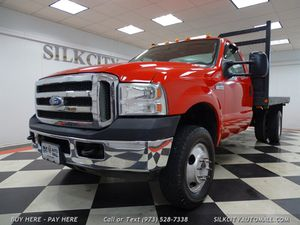 2005 Ford F-350 SD 4x4 LOW Miles! Flat Bed for Sale in Paterson, NJ