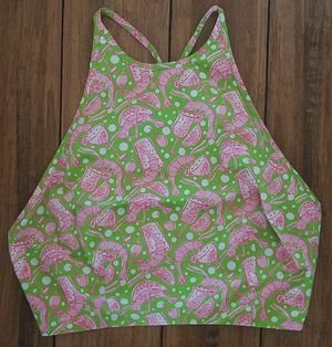 Lilly Pulitzer halter tops and strapless dress for Sale in Arlington, VA
