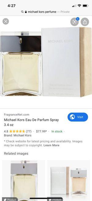 Michael kors perfume for Sale in Toms River, NJ
