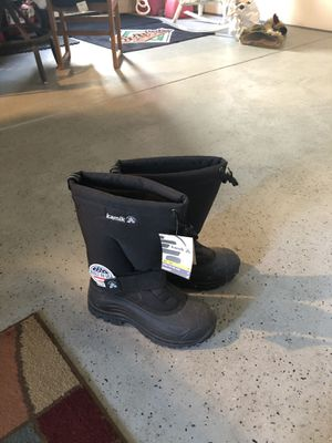 Brand new men's boots for Sale in White Marsh, MD