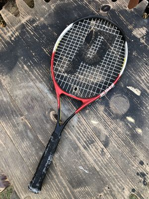 Princeton Equalizer tennis racket with case for Sale in Aurora, CO