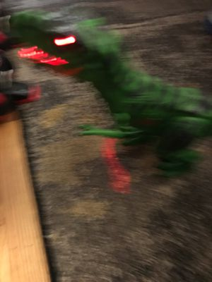 Dino toy for Sale in Wheat Ridge, CO