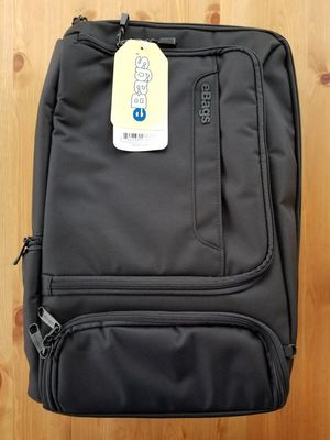 eBags TLS Professional Slim Laptop Backpack brand new sealed for Sale in Frederick, MD