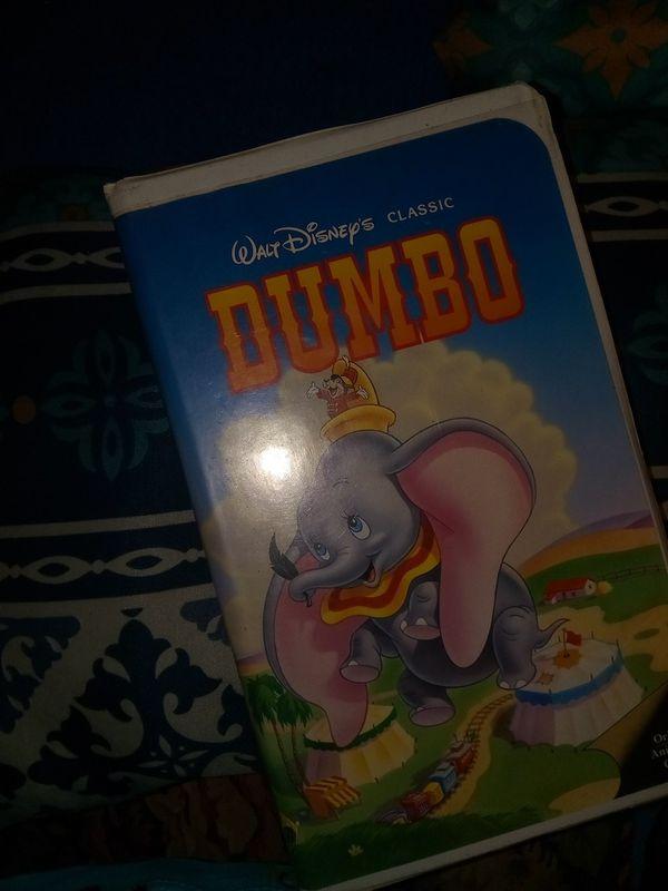 VHS movie