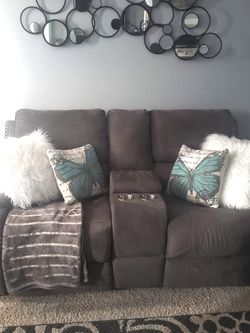 Sofa + Love Seat + Recliner for Sale in Strongsville,  OH