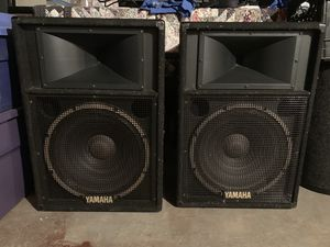 Yamaha DJ speakers for Sale in Bedford Park, IL