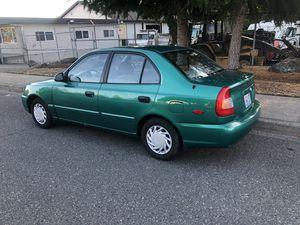 2001 HYUNDAI ACCENT for Sale in Tacoma, WA