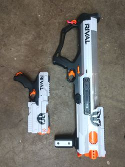 2 Nerf Rival Guns for Sale in Kenmore,  WA