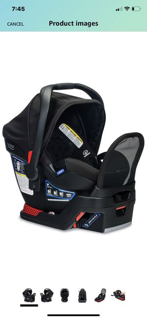 endeavours car seat britax for Sale in Sloan, NY