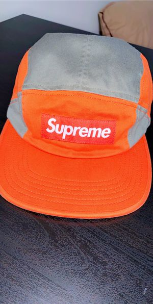 Orange supreme hat hypebeast for Sale in St. Louis, MO