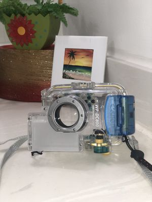 Canon Waterproof Case WP-DC800 for Powershot S500, S410 and S400 for Sale in Annandale, VA