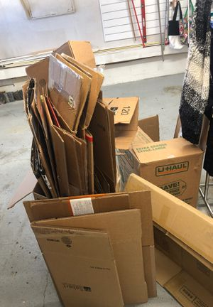 Boxes for Sale in San Bruno, CA