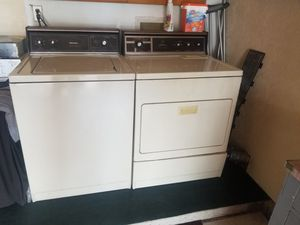 Kenmore Washer and Gas Dryer for Sale in Rio Rancho, NM
