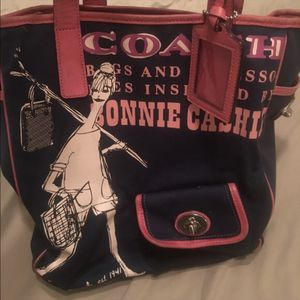 Coach Tote for Sale in Austell, GA