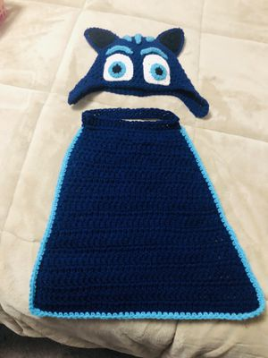 Pj mask catboy crochet hat and beanie for Sale in Victorville 010e9a203ad