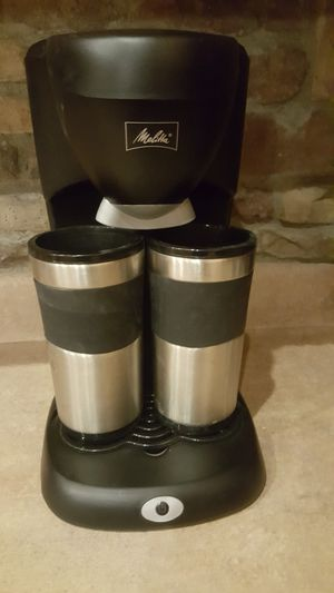 Coffee maker for 2 for Sale in Chandler, AZ