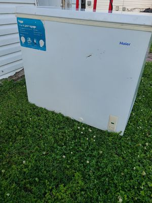 HEIR 7.1 CUBIC FT DEEP FREEZER for Sale in Mitchell, IL