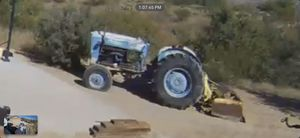 1958 ford diesel tractor for Sale in Vail, AZ