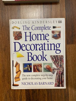 Home decorating book for Sale in Los Angeles, CA