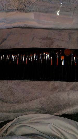 Roll-up Make-up brush Bag for Sale in Los Alamitos, CA
