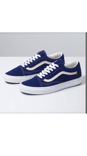 Blue Vans for Sale in Lancaster, CA