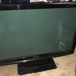 Panasonic 40in Flat Screen Plasma Tv for Sale in Philadelphia, PA