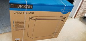 Brand new freezer never open still in Original Box for Sale in Stone Mountain, GA