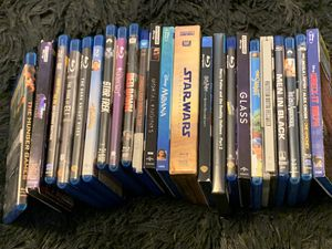 Bluray movie lot for Sale in Woodbridge, VA