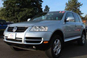 2004 Volkswagen Touareg for Sale in Auburn, WA