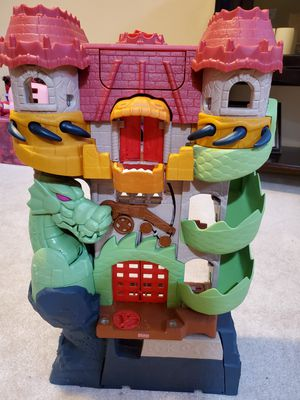 Fisher Price Imaginext dragon castle for Sale in Bonney Lake, WA