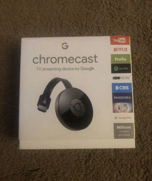 Google Chromecast second gen for Sale in Long Beach, CA