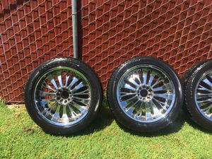 Chevy rims five lugs for Sale in Fresno, CA