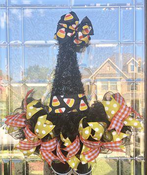 Halloween Door Hanger/Wreath for Sale in Deer Park, TX