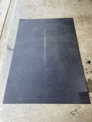 Rubber mats, good condition pick up only for Sale in Ontario, CA