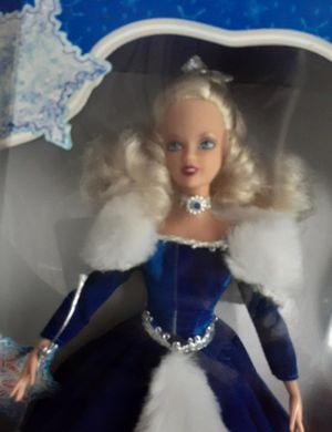 Holiday magic 2000 limited edition Barbie doll. Brand new still in box never for Sale in Portland, OR